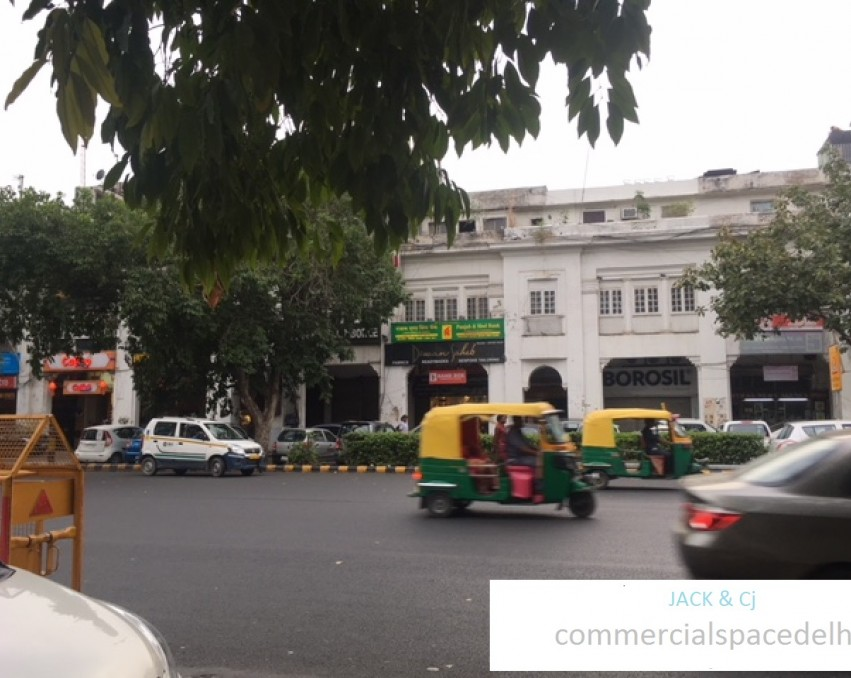 Outer Circle Connaught place